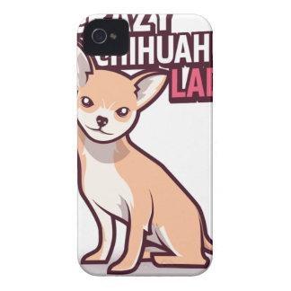 Coque Case-Mate iPhone 4 Cadeau de chiwawa