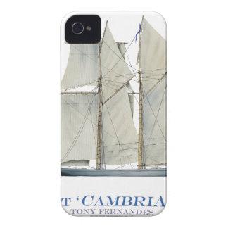 Coque Case-Mate iPhone 4 Cambria 1870