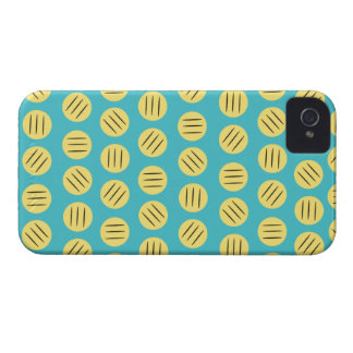 Coque Case-Mate iPhone 4 Cas de l'iPhone 4 d'Arepas de las de por de Locos
