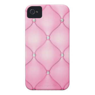 Coque Case-Mate iPhone 4 Coussin rose