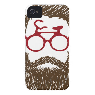 Coque Case-Mate iPhone 4 Cycliste de hippie