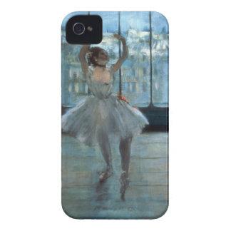 Coque Case-Mate iPhone 4 Danseur d'Edgar Degas | devant une fenêtre