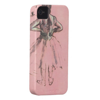 Coque Case-Mate iPhone 4 Danseur du dos par ballet de cru d'Edgar Degas