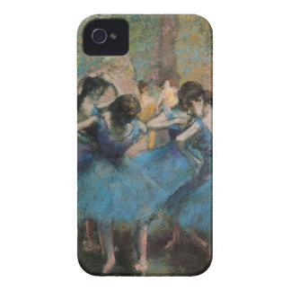 Coque Case-Mate iPhone 4 Danseurs d'Edgar Degas | dans le bleu, 1890