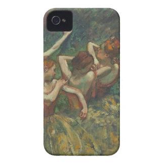 Coque Case-Mate iPhone 4 Edgar Degas | quatre saisons dans l'une tête,