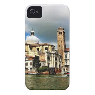 Coque Case-Mate iPhone 4 Église de Venise pendant la journée