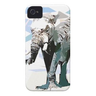 Coque Case-Mate iPhone 4 éléphant d'afrique