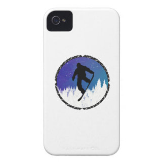 COQUE Case-Mate iPhone 4 ÉTAPE DE SURF DES NEIGES IL