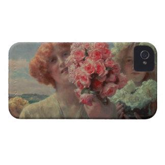 Coque Case-Mate iPhone 4 Été d'Alma-Tadema   offrant, 1911