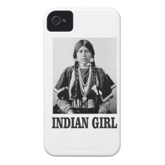 Coque Case-Mate iPhone 4 Femme indienne
