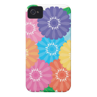 Coque Case-Mate iPhone 4 Fleurs de Gerbera