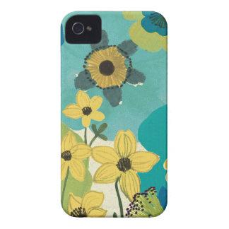 Coque Case-Mate iPhone 4 Fleurs décoratives de jardin