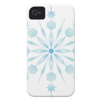 Coque Case-Mate iPhone 4 Flocon de neige