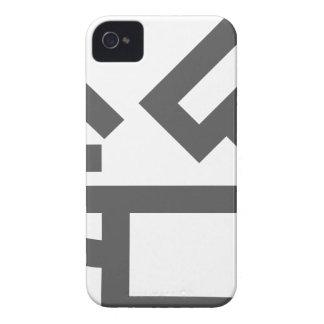 Coque Case-Mate iPhone 4 Fonctionnement en métal