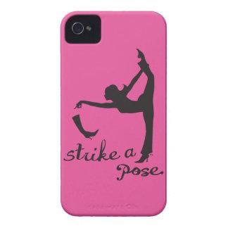Coque Case-Mate iPhone 4 Frappez un danseur de ~ de pose et un créatif