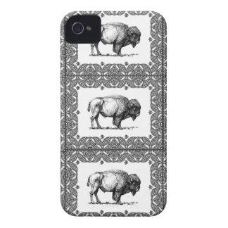 Coque Case-Mate iPhone 4 groupes de bison