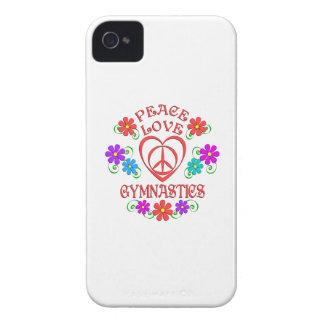 Coque Case-Mate iPhone 4 Gymnastique d'amour de paix
