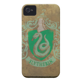 Coque Case-Mate iPhone 4 Harry Potter | Slytherin vintage