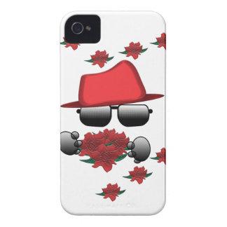 Coque Case-Mate iPhone 4 HatMan Robbot Valantine