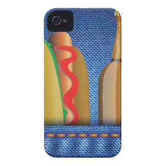 Coque Case-Mate iPhone 4 hot-dog