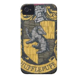 Coque Case-Mate iPhone 4 Hufflepuff a détruit la crête