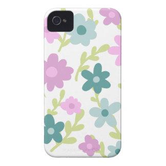 Coque Case-Mate iPhone 4 Jardin floral élégant