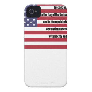Coque Case-Mate iPhone 4 Je mets en gage l'allégeance, cadeau des