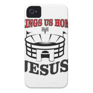 Coque Case-Mate iPhone 4 Jésus nous amène à la maison