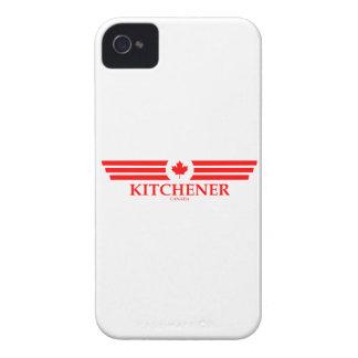 COQUE Case-Mate iPhone 4 KITCHENER