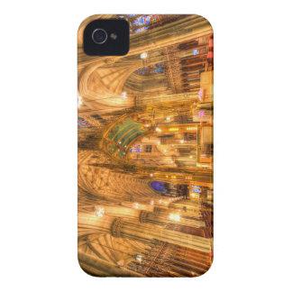 Coque Case-Mate iPhone 4 La cathédrale Manhattan New York de St Patrick