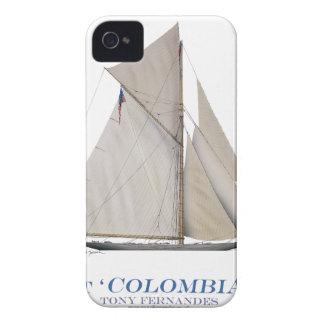 Coque Case-Mate iPhone 4 La Colombie 1899