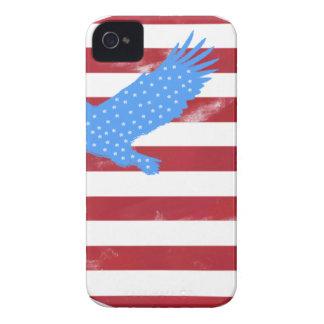 Coque Case-Mate iPhone 4 La terre du libre