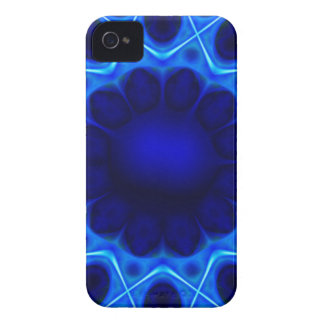 Coque Case-Mate iPhone 4 laser bleu #3