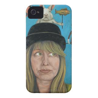 Coque Case-Mate iPhone 4 Le fou de peinture