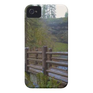 Coque Case-Mate iPhone 4 Le pont en bois à l'argent tombe parc d'état