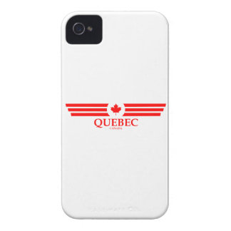 COQUE Case-Mate iPhone 4 LE QUÉBEC