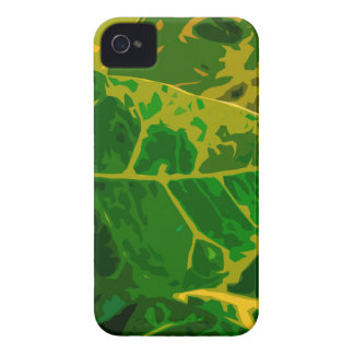 Coque Case-Mate iPhone 4 leaves1