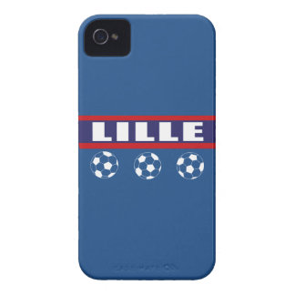 Coque Case-Mate iPhone 4 Lille football Lillois nord