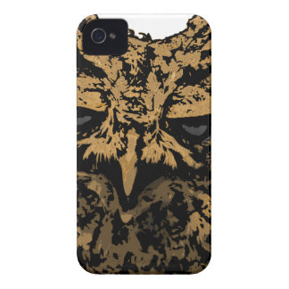 Coque Case-Mate iPhone 4 Logo de hibou