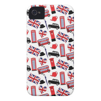 Coque Case-Mate iPhone 4 Londres