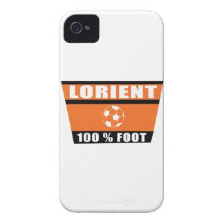 Coque Case-Mate iPhone 4 Lorient Lorientiais football