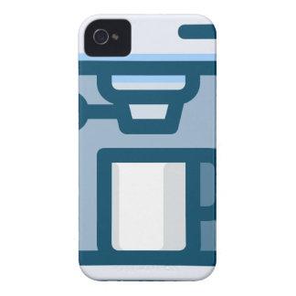 Coque Case-Mate iPhone 4 Machine de cappuccino
