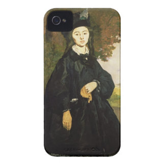 Coque Case-Mate iPhone 4 Madame Brunet de Manet |
