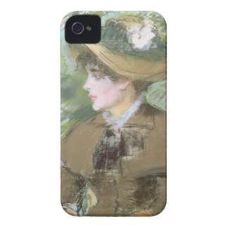 Coque Case-Mate iPhone 4 Manet | sur le banc, 1879