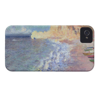 Coque Case-Mate iPhone 4 Matin de Claude Monet | chez Etretat