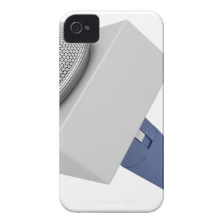 Coque Case-Mate iPhone 4 Microphone de journaliste