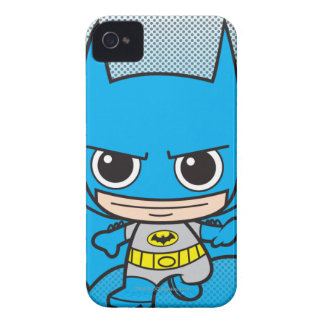 Coque Case-Mate iPhone 4 Mini fonctionnement de Batman