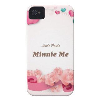 Coque Case-Mate iPhone 4 Minnie je