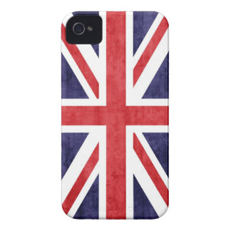 Coque Case-Mate iPhone 4 Mod Union Jack de cru