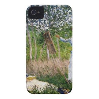 Coque Case-Mate iPhone 4 Monet dans les bois